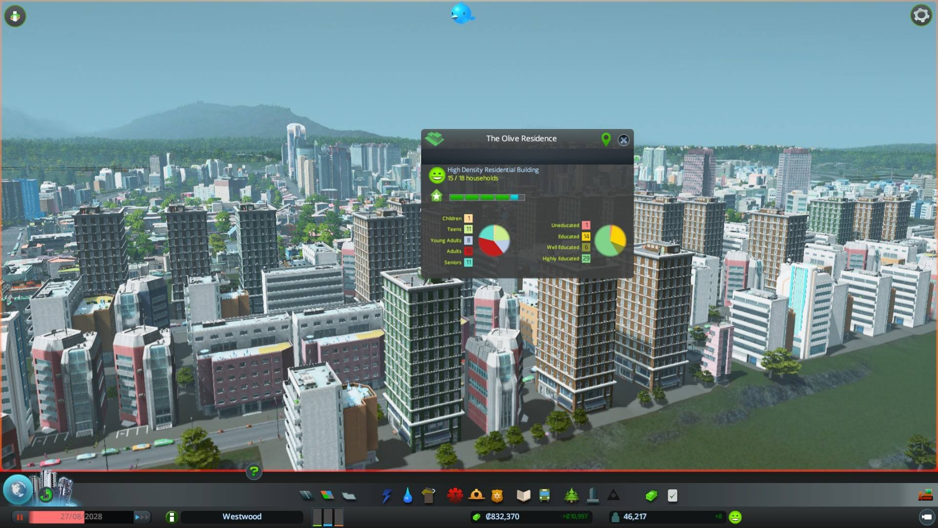 Gallery of 10 things the cities skylines video game for Us city skylines photos