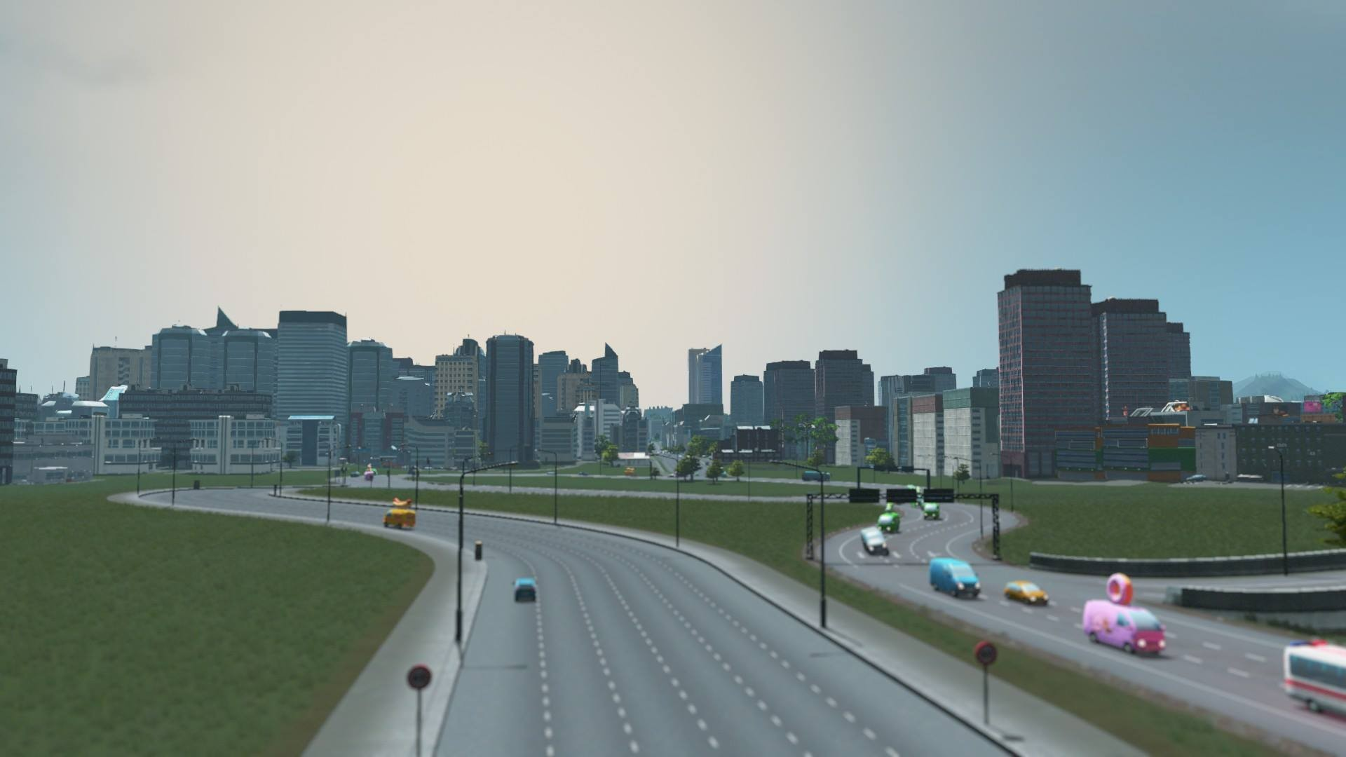 "10 Things The ""Cities: Skylines"" Video Game Taught Us About Modern Urbanism, Courtesy of D. Wheatley (in-game screenshot)"