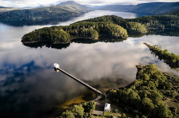 Pumphouse Point / Cumulus Studio, © Stuart Gibson