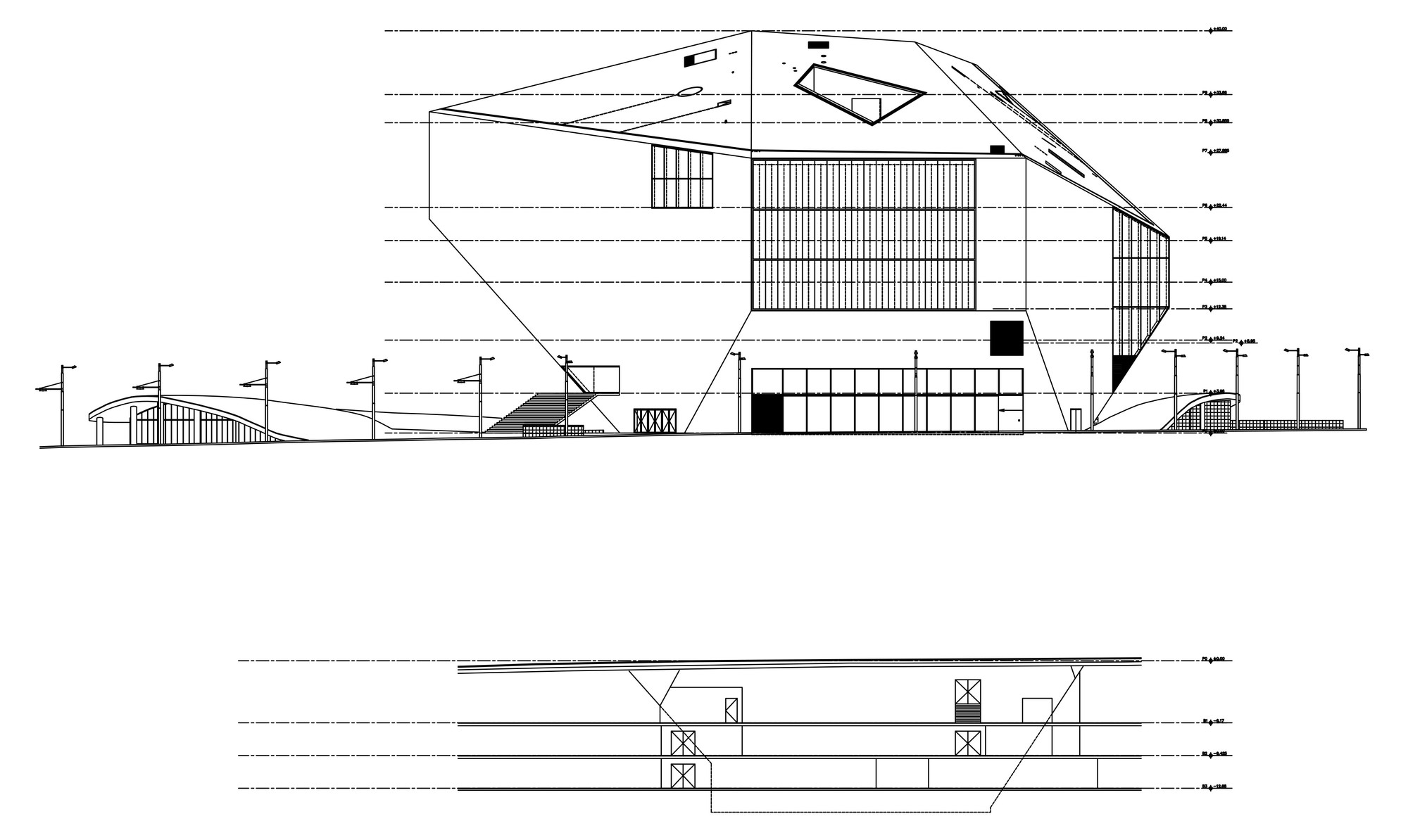Gallery of casa da musica oma 47 for Piscitelli casa de musica