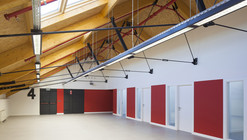 Centro de Recursos para el Aprendizaje y la Investigación (CRAI) de la Universidad de Alcalá  / CDE Arquitectura