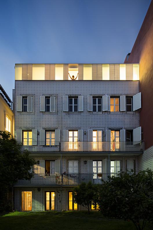 Apartamento 1757 / Camarim Arquitectos, © Nelson Garrido