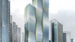 Studio Gang Goes Public with Chicago's Newest Tower: Wanda Vista