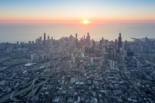 Chicago Biennial to feature photo series by Iwan Baan. Image © Iwan Baan