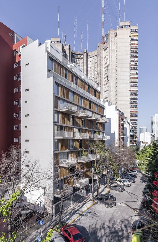 Ancon Building / Irene Joselevich + Ana Rascovsky + Billy Gutraich, © Pablo Gerson