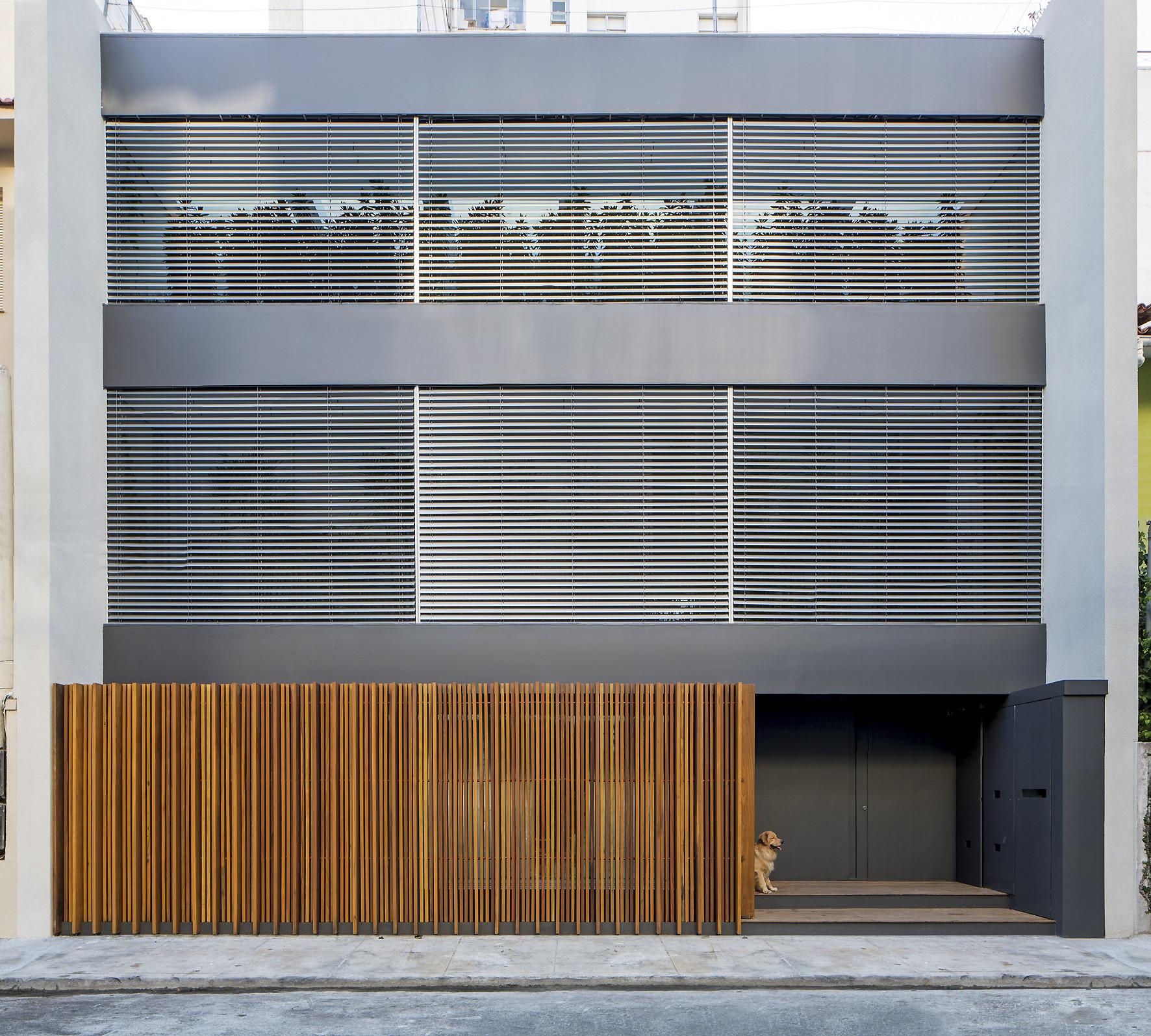 Casa 12x12 / Bernardes Arquitetura, © Leonardo Finotti