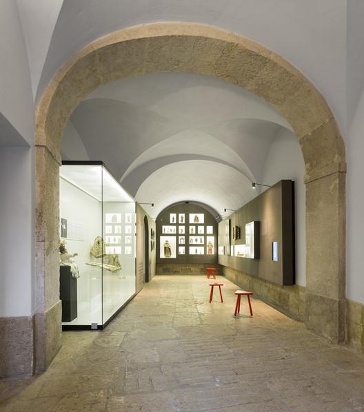 Museu de Santo António / Site Specific Arquitectura + P-06 ATELIER, © Fernando Guerra | FG+SG