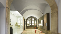Museo de Santo António / SITE SPECIFIC, ARQUITECTURA  + P-06 ATELIER