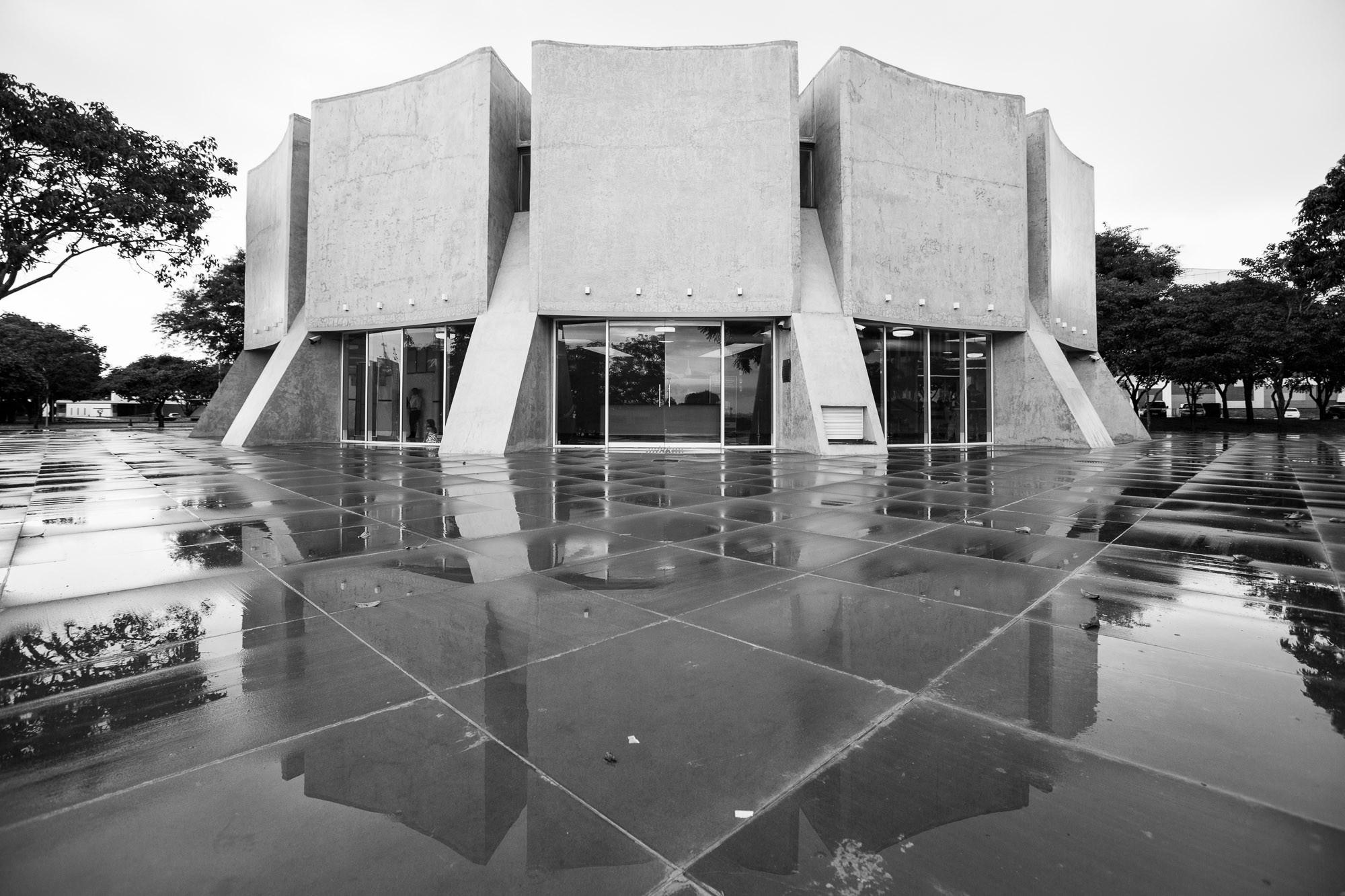 Clássicos da Arquitetura: Planetário de Brasília / Sérgio Bernardes, © Joana França