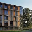 Renovation and Extension of the Hameln County Hospital / Nickl & Partner Architekten. Image © Nickl & Partner Architekten
