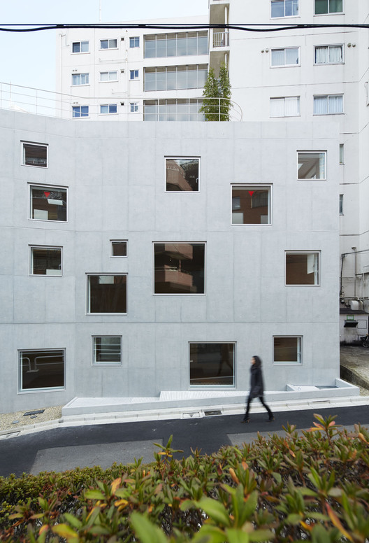 R4 / Florian Busch Architects , © Nacasa + Partners