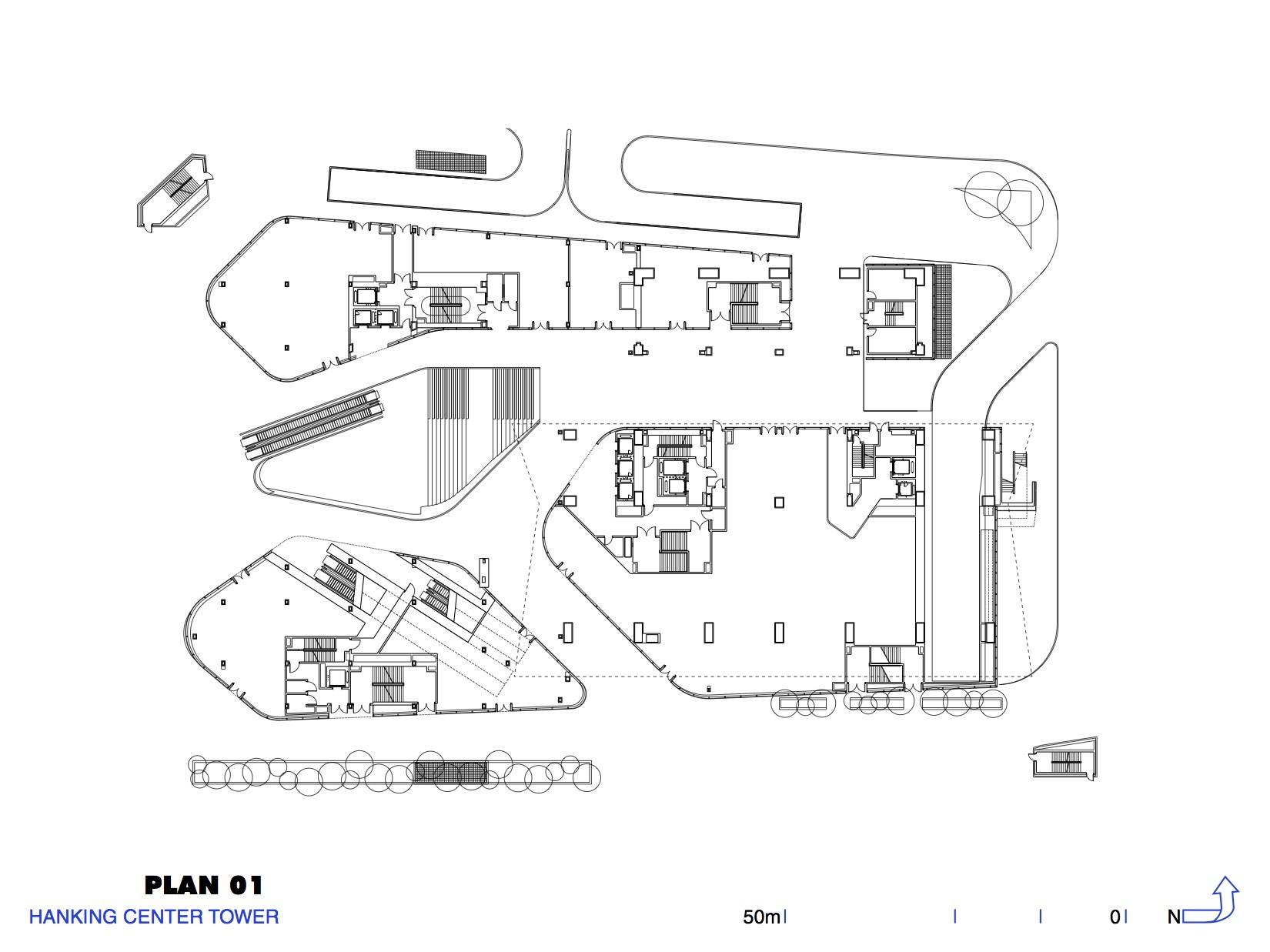 Zig Zag Building Plan