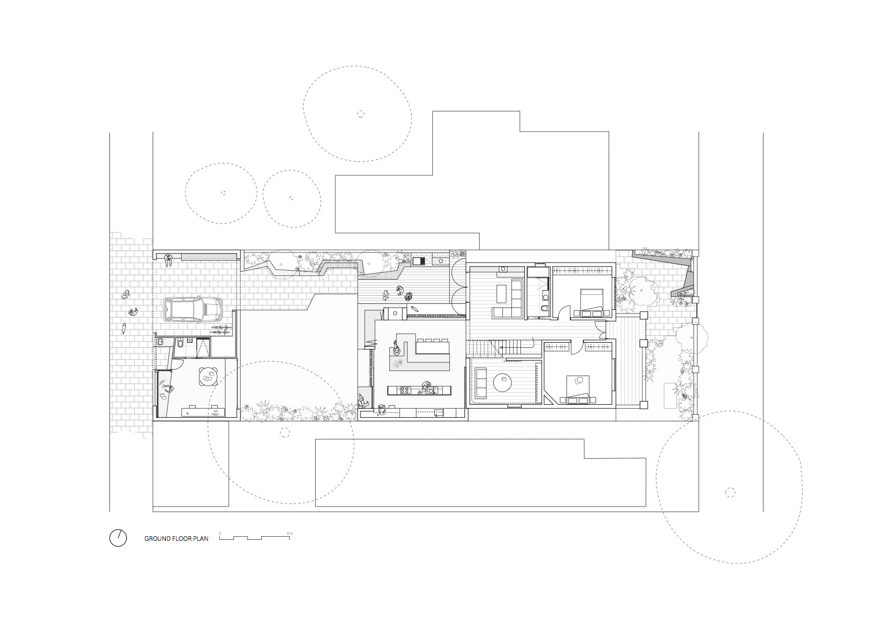 superb local house plans #3: Ground Floor Plan