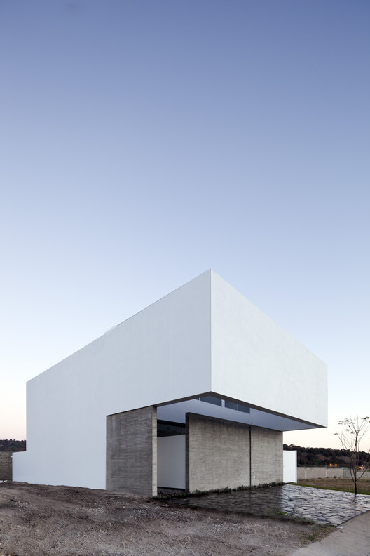 House to See the Sky / Abraham Cota Paredes Arquitectos, © Onnis Luque