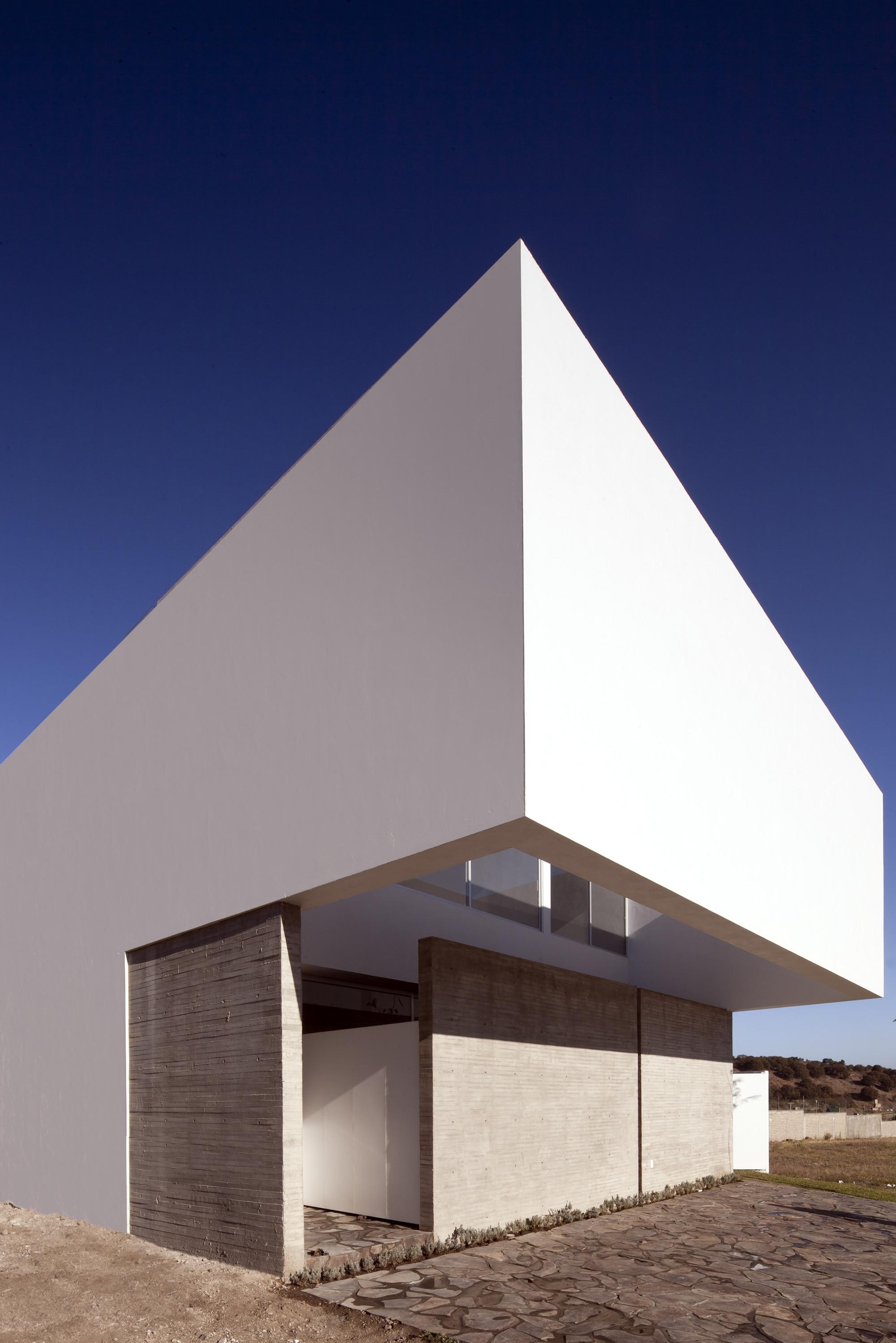 Galería de Casa para ver al cielo / Abraham Cota Paredes