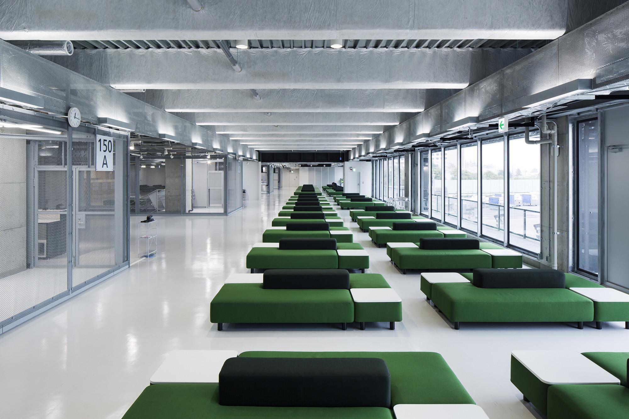 Gallery Of Narita International Airport Terminal 3