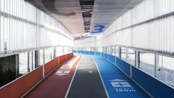 Aeropuerto Internacional de Narita Terminal 3 / NIKKEN SEKKEI + Ryohin Keikaku  + PARTY