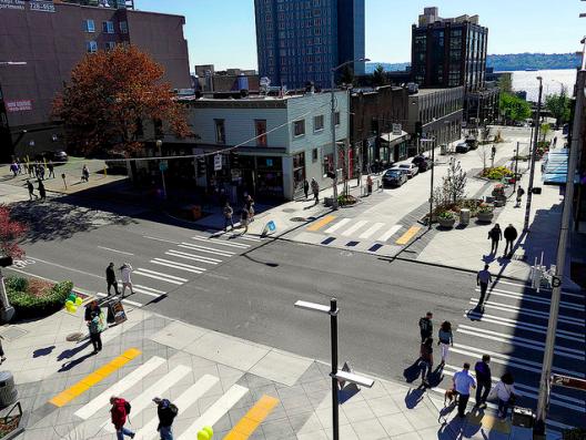 6 ciudades en donde los espacios compartidos son un éxito, © Seattle, EE.UU. © SvR Design Co, vía Flickr.