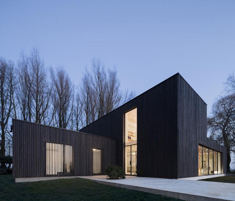 Casa Huize Looveld  / Studio Puisto Architects + Bas van Bolderen Architectuur, © Marc Goodwin