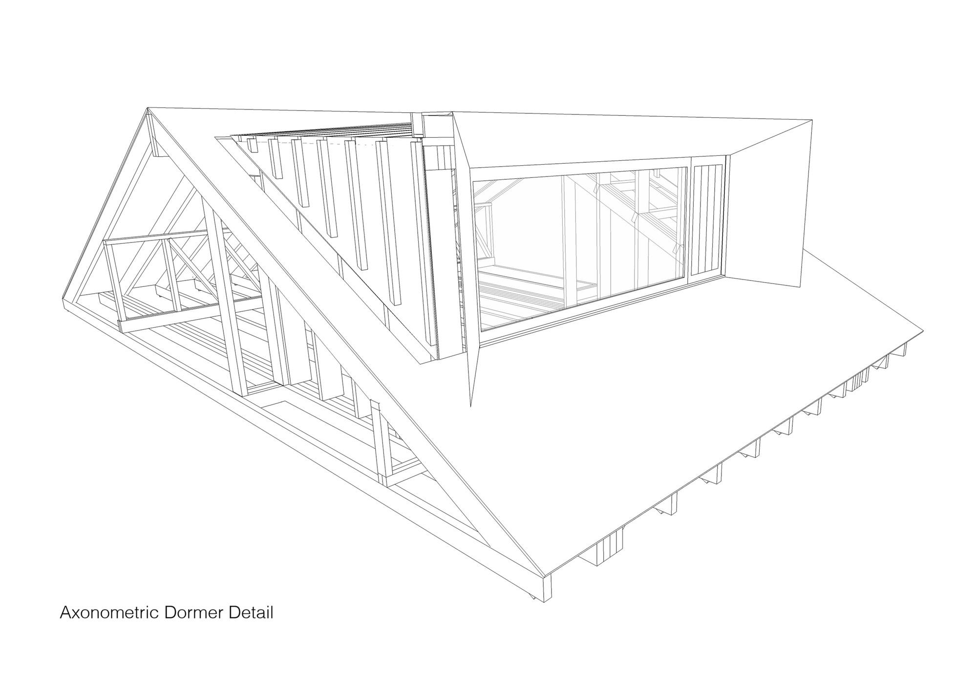 Gallery Of Regency Dormer Konishi Gaffney Architects 7