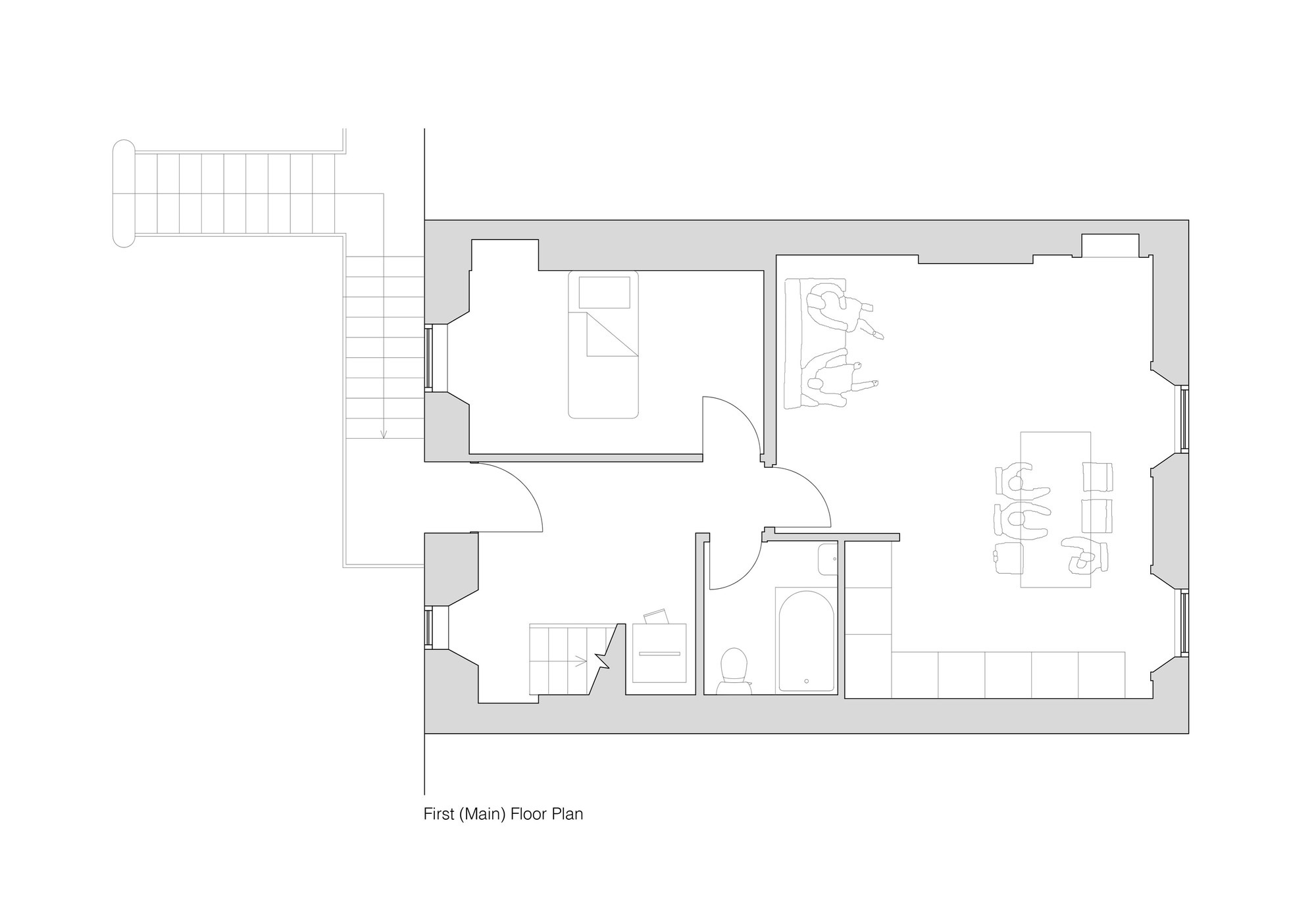 Best First Floor Plan