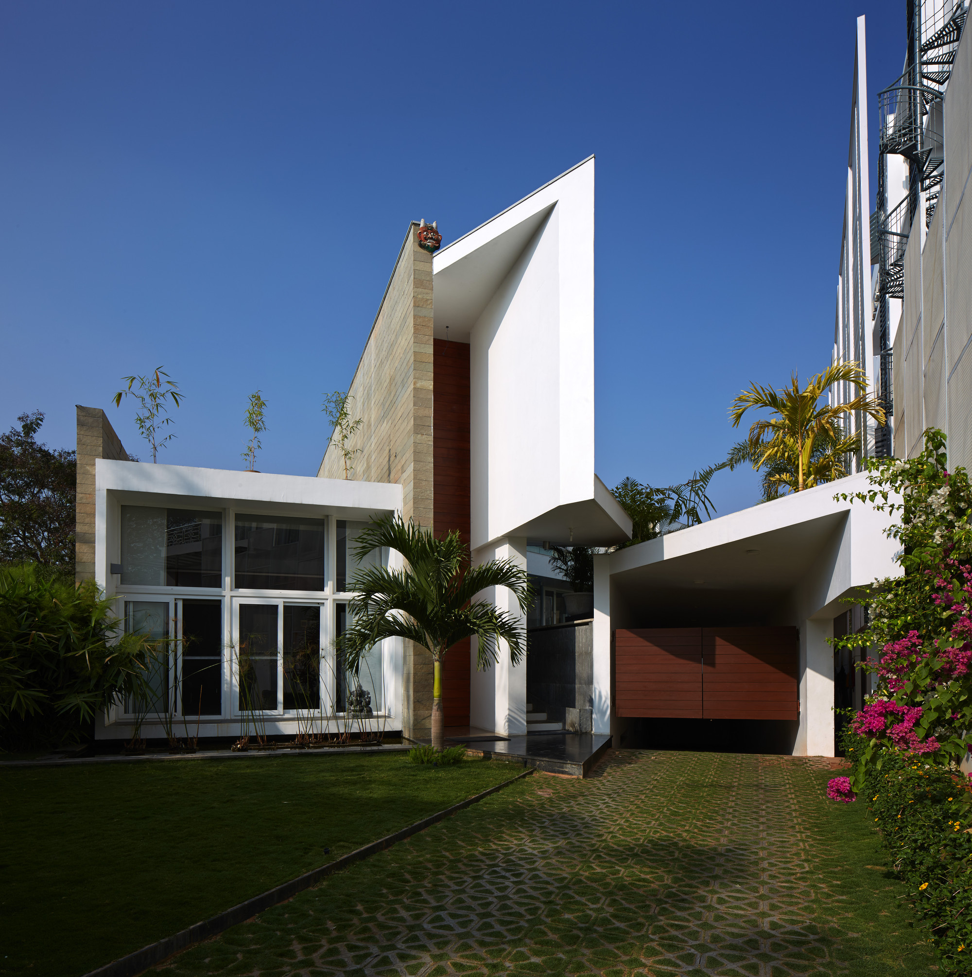 Casa Fort / Sameep Padora & Associates, © Edmund Sumner