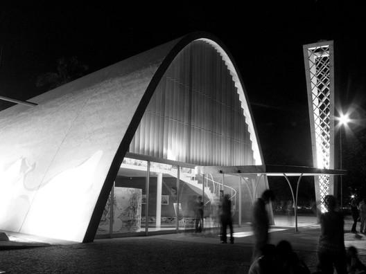 Igreja São Francisco de Assis (Igrejinha da Pampulha). © Marcelo Palhares Santiago, via ARQBH