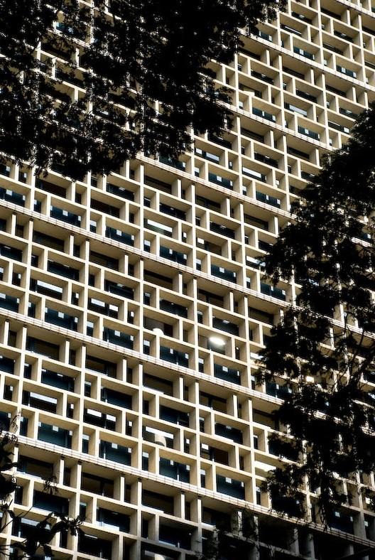 Escola de Direito da UFMG. © Denise Mintz, via ARQBH