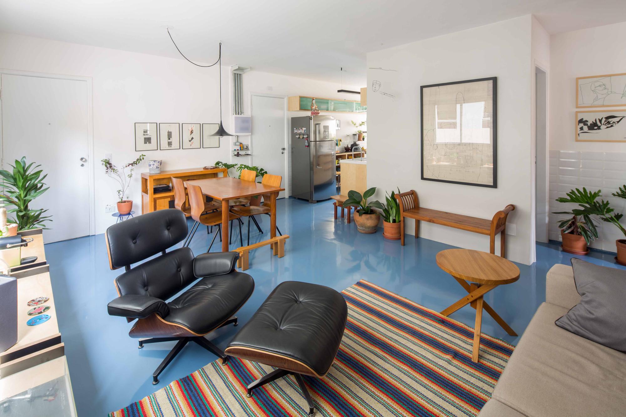 Apartamento Rebouças / vapor324, © Pedro Napolitano Prata