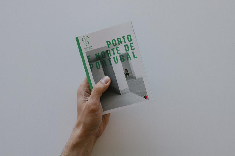 Roteiros de Arquitectura Contemporânea - Porto e Norte de Portugal, © Márcia Bernardo