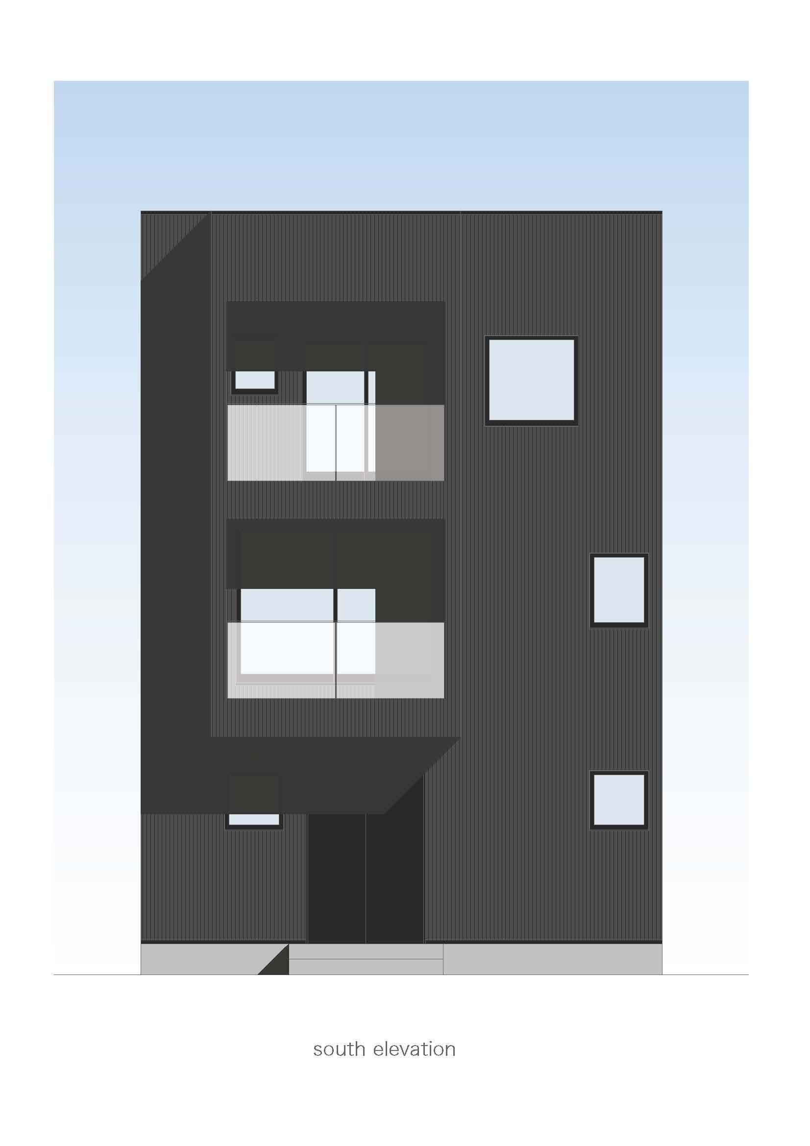 Gallery of Hibarigaoka S house / Kaida Architecture Design ...