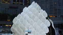NJIT Graduates Create A Biodegradable Pavilion For Sukkahville 2014