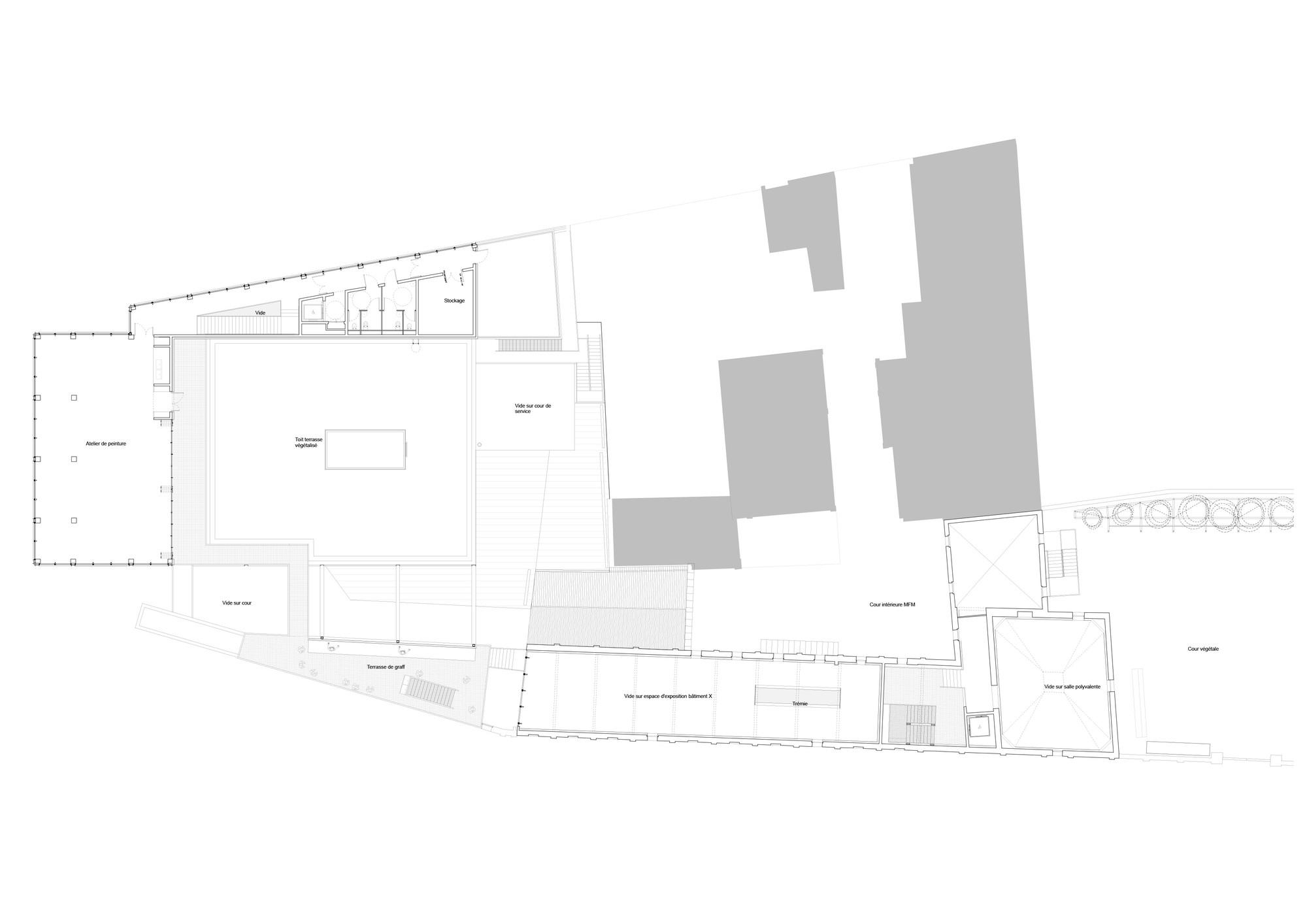 galer a de the flow atelier d architecture king kong 12. Black Bedroom Furniture Sets. Home Design Ideas