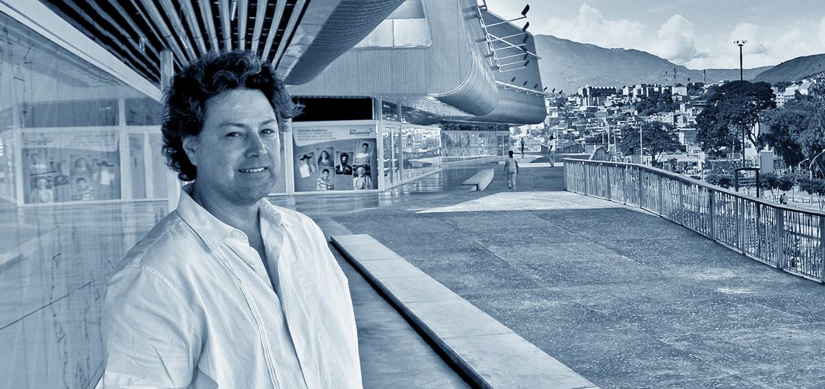 Review: Alejandro Echeverri en XIX Bienal de Arquitectura de Chile, © Semana Económica