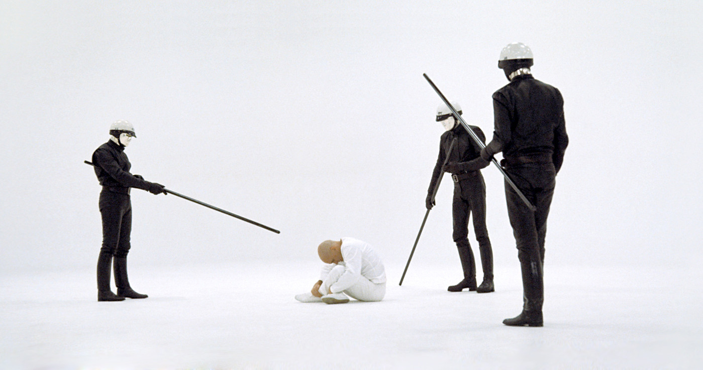 "Cinema e Arquitetura: ""THX 1138"""