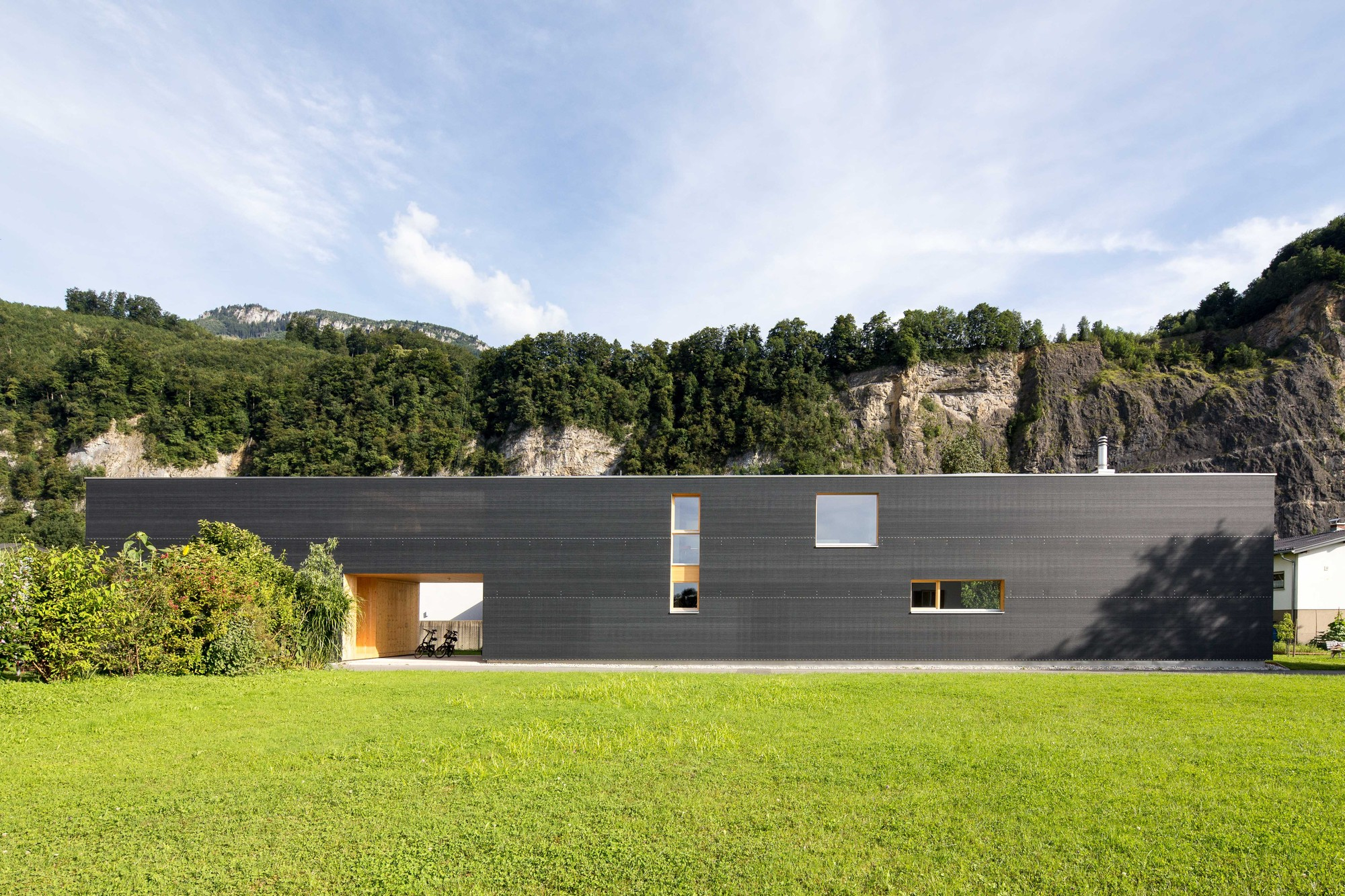 37m in Hohenems / Juri Troy Architects, Courtesy of Juri Troy