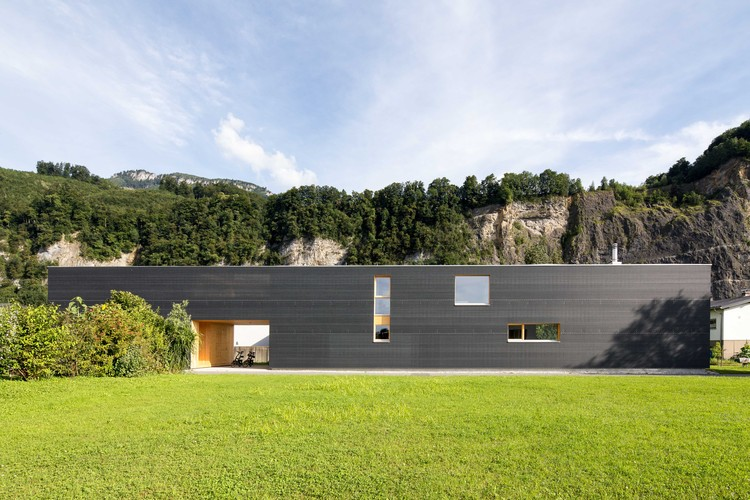 37m em Hohenems / Juri Troy Architects, Cortesia de Juri Troy