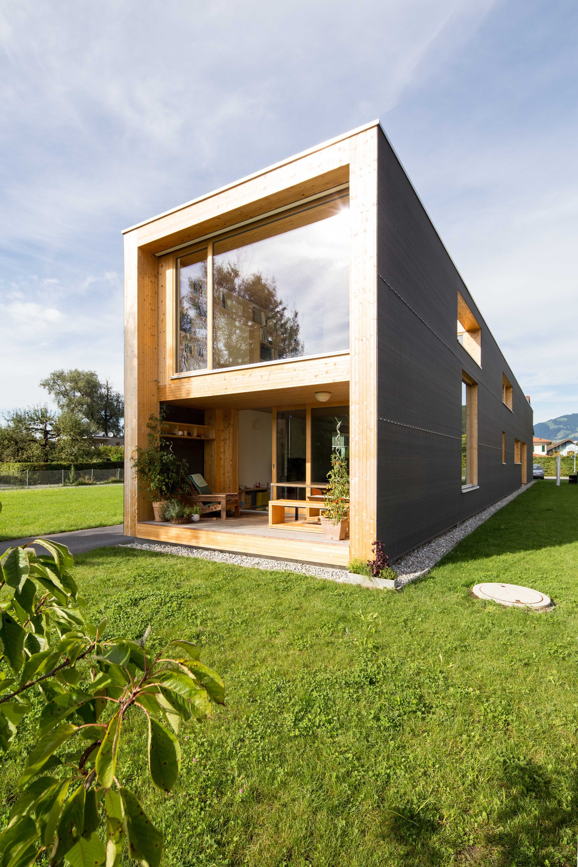 galeria de 37m em hohenems juri troy architects 4. Black Bedroom Furniture Sets. Home Design Ideas