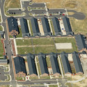 Aerial view of the former Lorton Prison. Image via Bing Maps