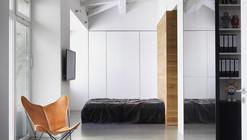 Photographer's Loft / Bruzkus Batek Architekten