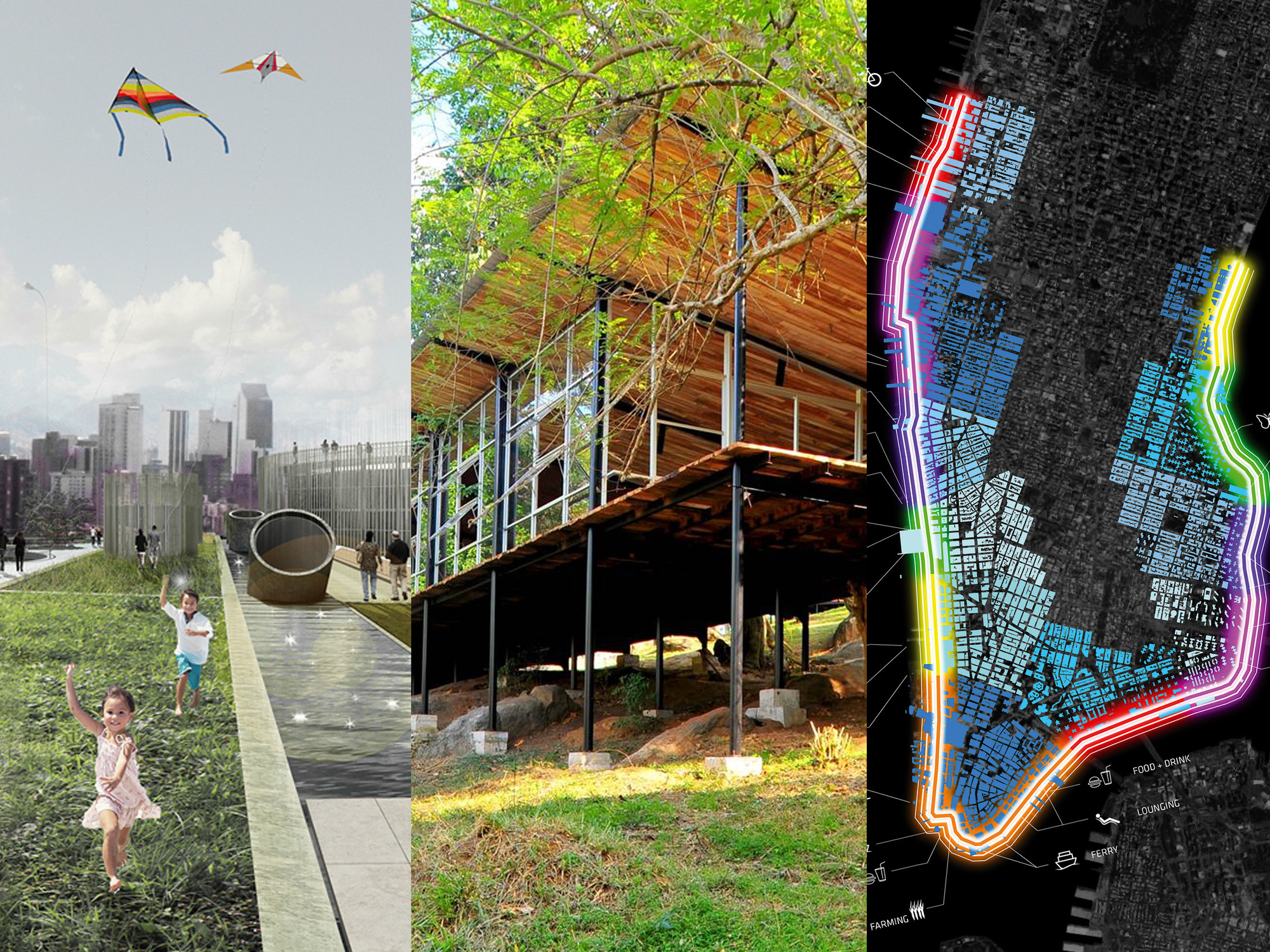 3 Projects Win 2015 Global Holcim Awards for Sustainability , Courtesy of Holcim Foundation