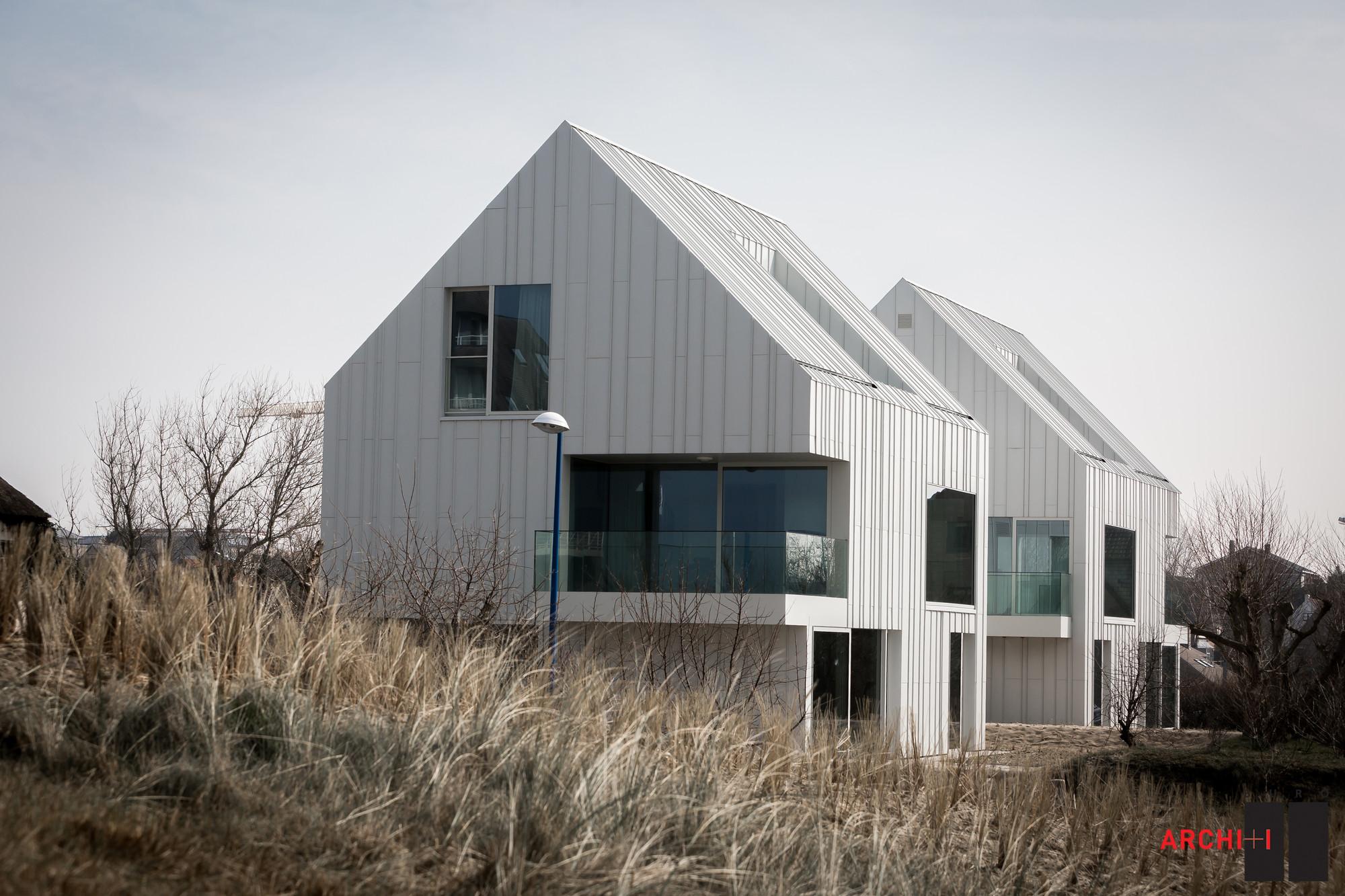 Residencia Blanco Oostduinkerke / BURO II & ARCHI+I, © Thomas de Bruyne