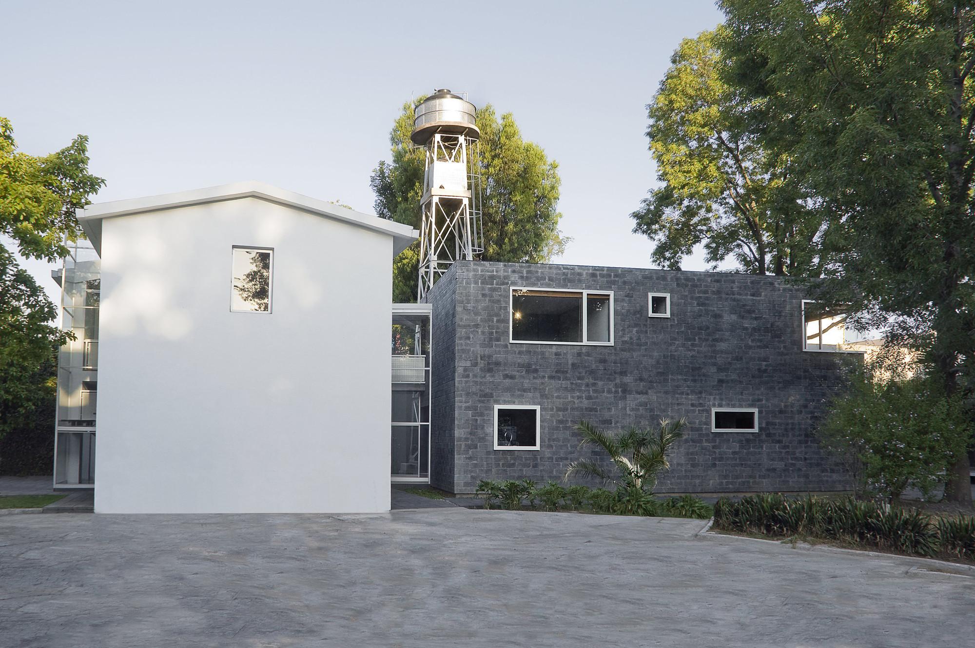 Casa Patinadores  / Rozana Montiel Estudio de Arquitectura, © Ramiro Chaves