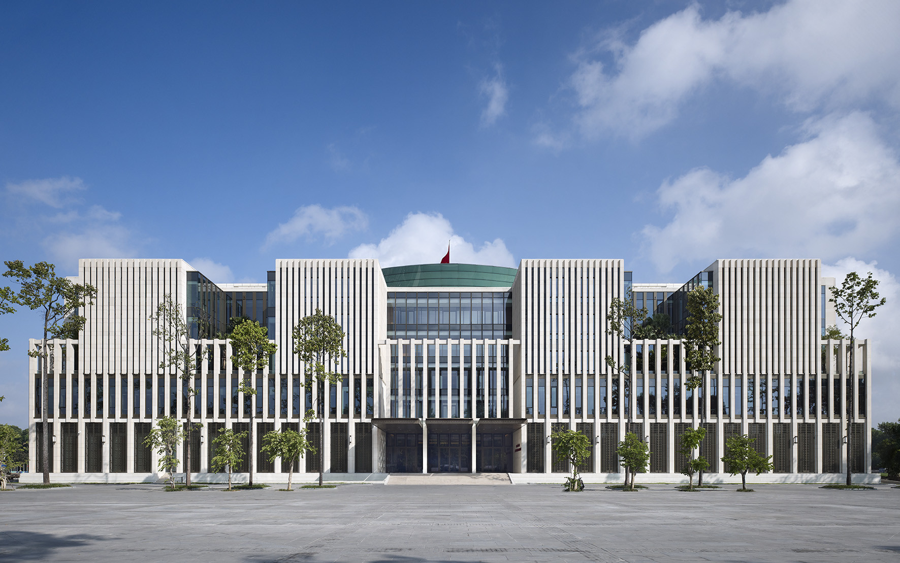 Nice Vietnamese National Assembly In Hanoi / Gmp Architekten, Courtesy Of Gmp  Architekten Design Inspirations