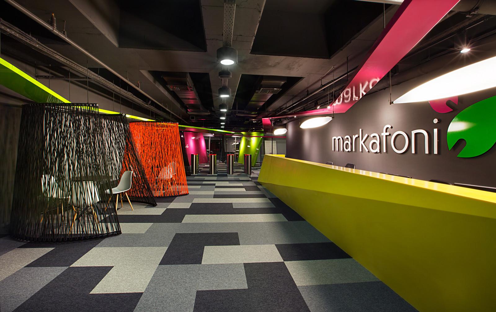 Markafoni.com Headquarters / Habif Architecture, © Gürkan Akay