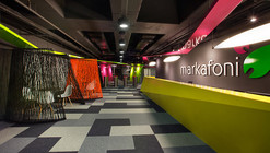 Markafoni.com Headquarters / Habif Architecture