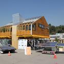 Casa Cluster 01. Image Cortesia de Construye Solar