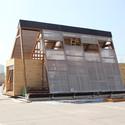 Casa Atrapa Lluvia. Image Cortesia de Construye Solar