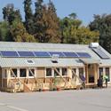 Casa Rukantu. Image Cortesia de Construye Solar