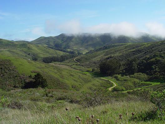 Marin County Headlands. Image © Flickr CC User Franco Folini